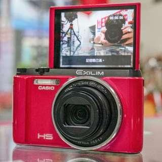 卡西歐自拍神器ZR3600桃紅色,只要4900,喜歡拍照的妳千萬不要錯過喔!