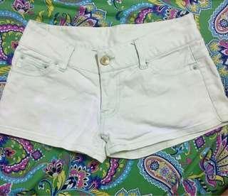 Mint Green Short (Size 26)