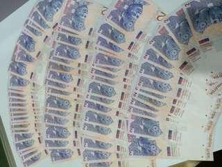Old & Rare RM2 Notes (already stop circulation)