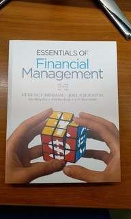 Essentials of Financial Management (2018 4th edition)