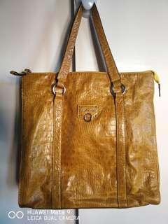 NIKI JODI crocs leather bag