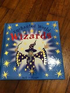 Enchanted world Wizards pop up book