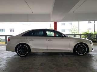 Audi A4 B8 dekit
