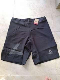 BN Reebok Combat Shorts Black