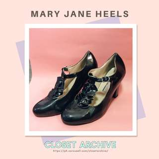 8827261179de mary jane heel | Women's Fashion | Carousell Philippines