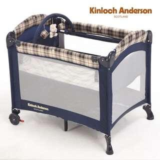 🚚 Kinloch Anderson遊戲床