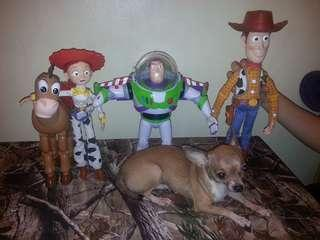 Toy Story Toys Limited Edition