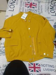 Jacket Yellow