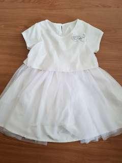 🚚 Assorted baby girl  outdoor dresses