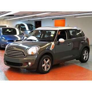 【客人寄賣】  2012 MINI COUNTRYMAN COOPER