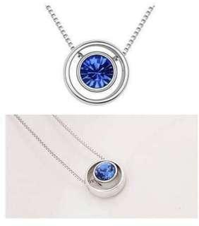 🚚 Swarovski elements crystal necklace