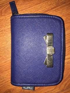 Mumi Binnie Zipper Wallet