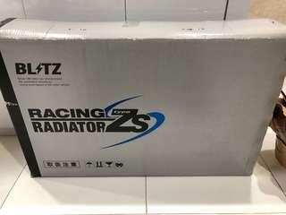 Blitz zs radiator Evo X
