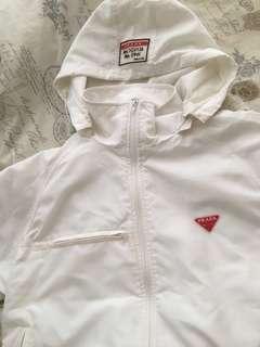 White Prada jacket