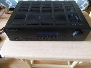 Cambridge Audio Topaz SR20 擴音機(連收音)