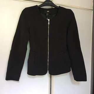 Brand new with tag H&M black women suit blazer jacket
