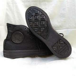 Converse CT high mono black made in Indonesia