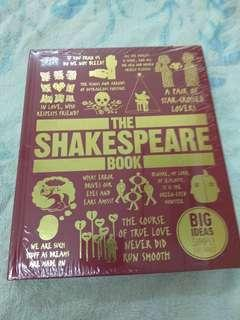 BOOK - THE SHAKESPEARE BOOK