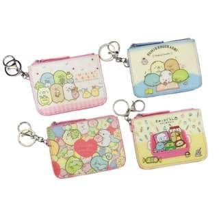 Cartoon Collections Sumikko Gurashi Ezlink Card Holder Coin Purse