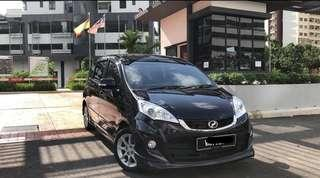 Alza for rent shah alam
