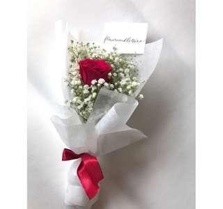 Fresh Flower Bouquet valentine day bouquet hand bouquet