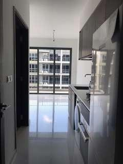 FOR RENT. Brand New. Next to Yishun MRT. 2 bedders 624sf high floor