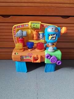 FisherPrice- Laugh & Learn- Learning Workbench