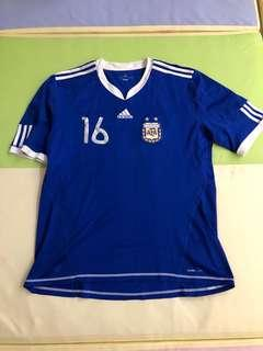 阿根廷作客 波衫 XL