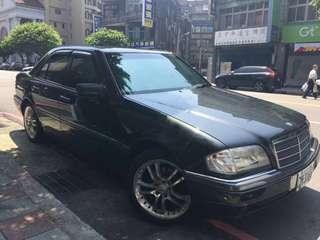 Benz 二手車 W202