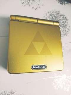 Refurbished Nintendo Gameboy Advance SP Zelda Edition