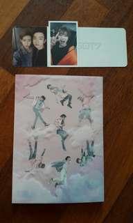 got7's albums