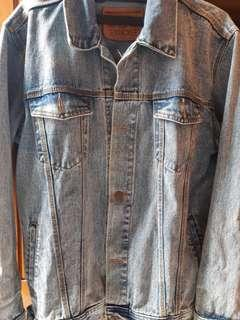 EXBOSE Denim Jacket (Moonwash)