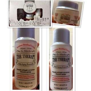 """The face shop """"The Therapy"""""""