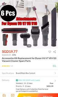 🚚 Dyson Vacuum Accessories Replacement/ Spare part