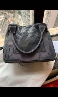 Balenciaga bag (all black RARE!)