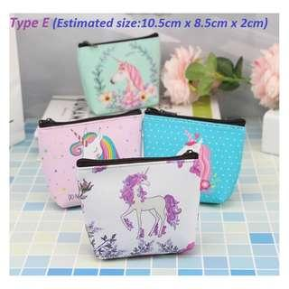 Unicorn Coin Pouch (New)