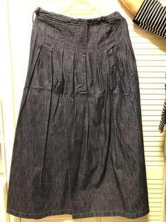 韓國牛仔裙