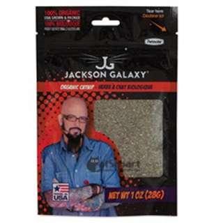 Jackson Galaxy Organic Catnip 14g