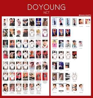 [WTB] NCT Doyoung PC