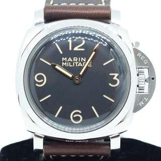 "Preowned Panerai Luminor Marina 1950 3 Days ""Marina Millitare"" PAM 673 S"