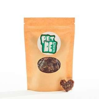 Dehyrated Dog Treat – Heart Cookies, 70g (Pork/Beef)
