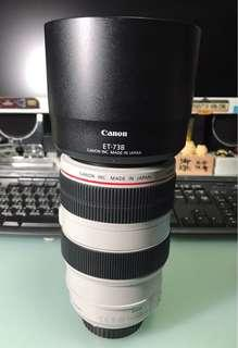 Canon EF 70-300mm f/4.0-5.6 L IS USM鏡頭