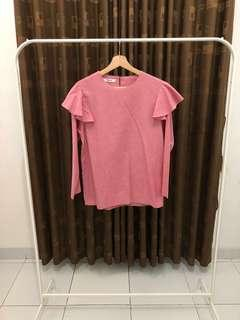 Top pink. very good condition. Fit to M. Brand : Mozline.