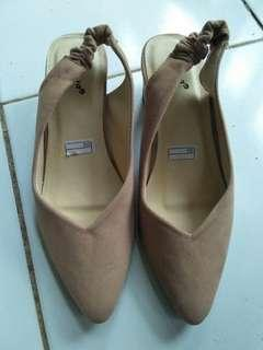 "REPRICE!!  Dalleya Shoes ""Mocca"""