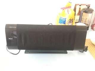 Klipsch G17 Airplay & Bluetooth Speaker