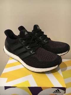 554cbaf2948 Adidas Ultra Boost 2.0 Core Black US10
