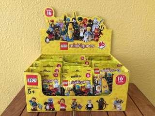 Lego Series 16 Complete Sets