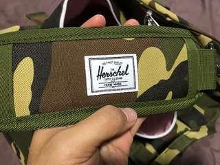 Herschel Duffle Bag Tas Gym