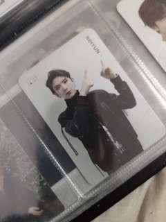 Monsta X Are You There Take 1 Kihyun Photocard