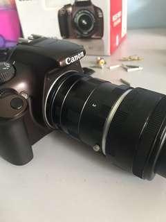 Macro lens adaptor